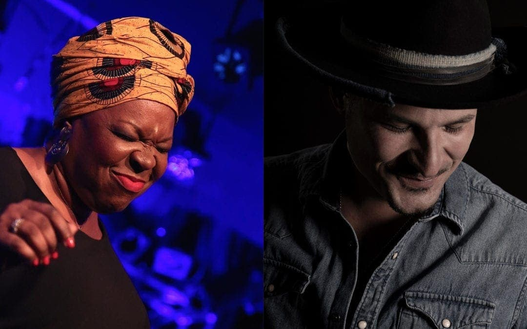 "Raphael Wressnig & Giselle Jackson ""A celebration of soul, jazz, rhythm & blues"""